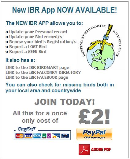 Falconry equipment - falconry equipment online - cheap bird vitamins